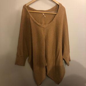 Free People Sweater- Size Medium